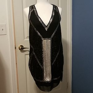 Never worn New Years or party dress sz Med